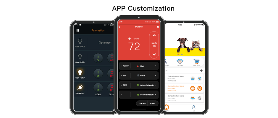 APP Customization