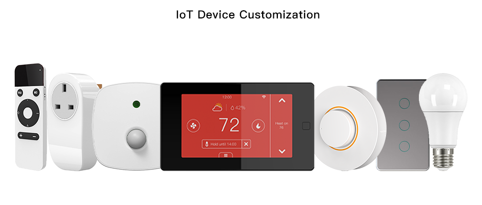 IoT Device Customization